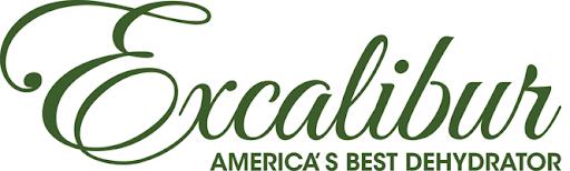 Deshidratador de alimentos Excalibur- Logo